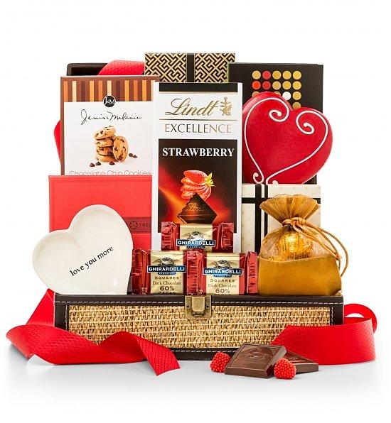 Valentine's Gift Baskets