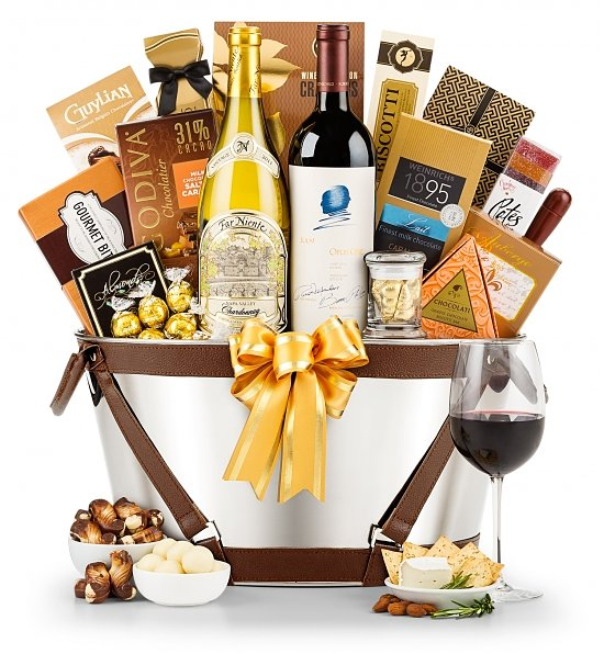 Opus One Bordeaux Gift Basket