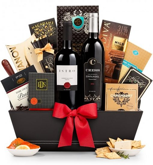 5th Avenue Wine Gift Baskets