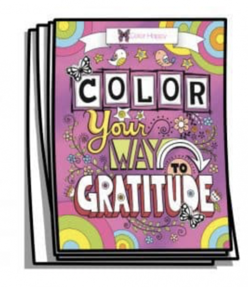 Color Your Way to Gratitude
