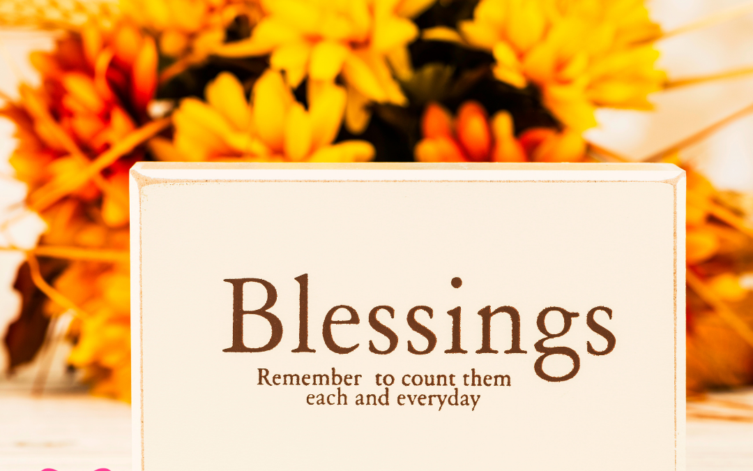 Count Your Blessings Everyday