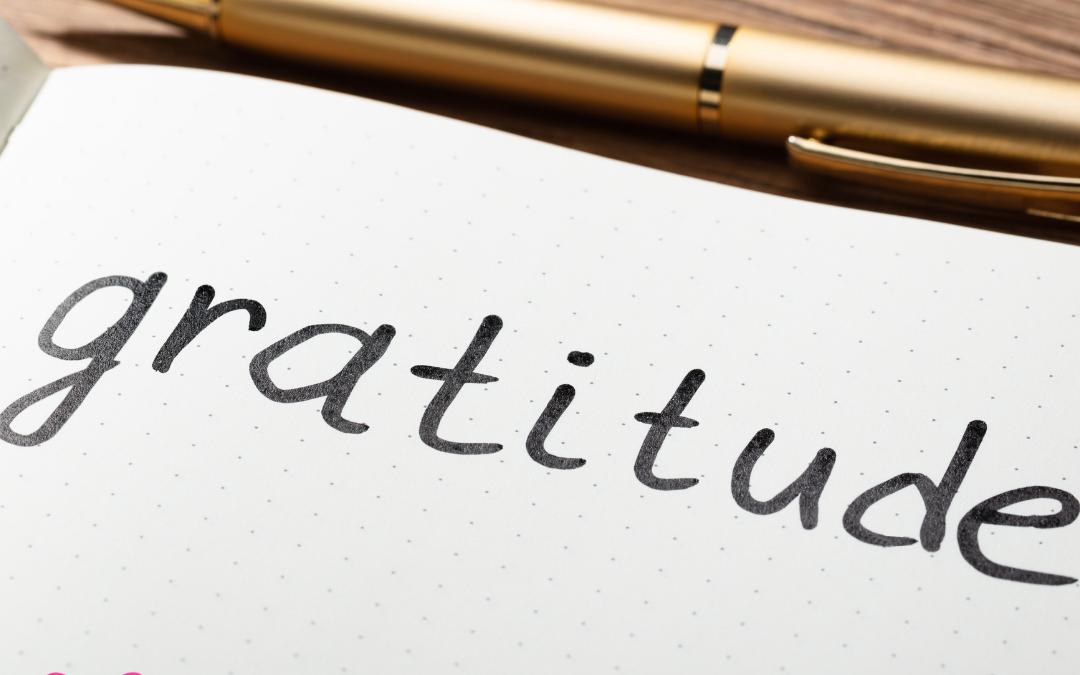 Enforce Gratitude Habit with a Gratitude Journal
