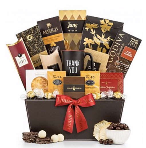 A Thousand Thanks Gift Basket