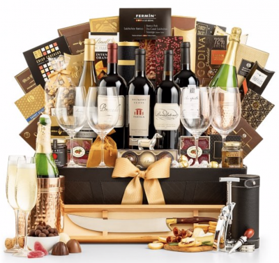 Versailles Ultimate Gift Basket