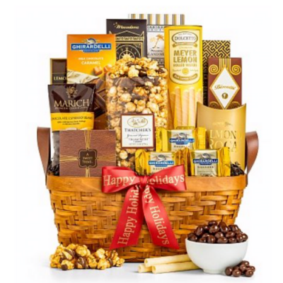 As Good As Gold Classic Gift Basket