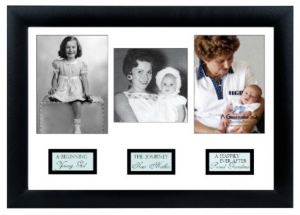 Gift for Grandparent Grandparent Gift Life Story Frame