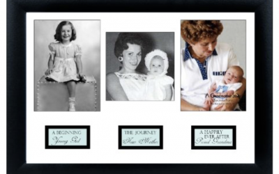 Gifts for Grandparents – The Grandparent Gift Life Story Frame