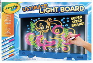 Good Gifts for Kids Who Like to Draw Light Board