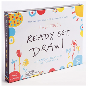 Gifts for Kids Who Like to Draw Game