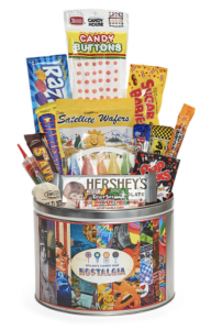 Nostalgia Candy Bucket
