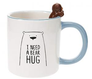 Ways to Show Love - Bear Hug