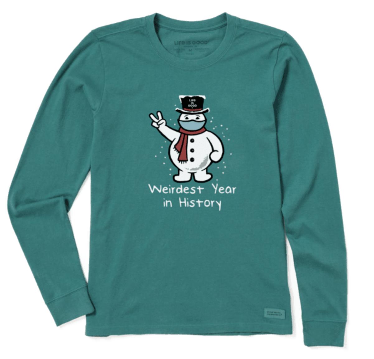 Weirdest Year T-Shirt