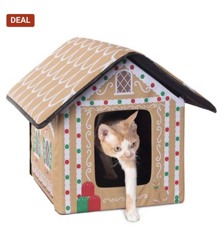 Chewy Cat House